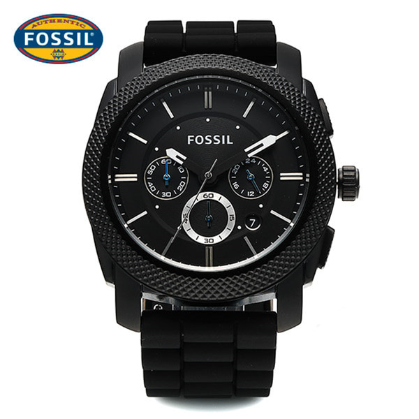[파슬시계 FOSSIL] FS4487 / Mens Machine 45.3mm 타임메카