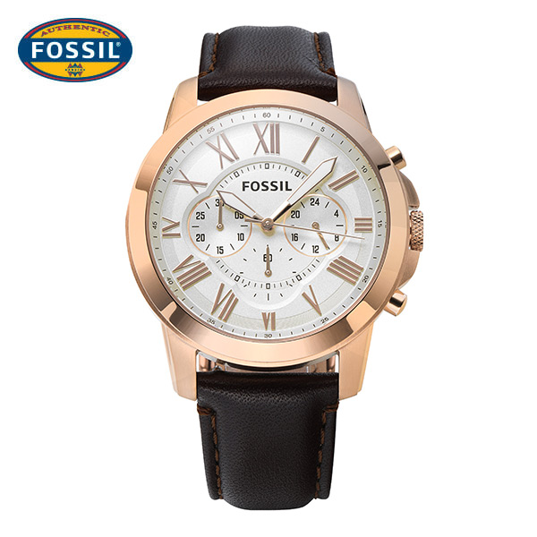 [파슬시계 FOSSIL] FS4991 / Mens Grant Chronograph 44mm 타임메카