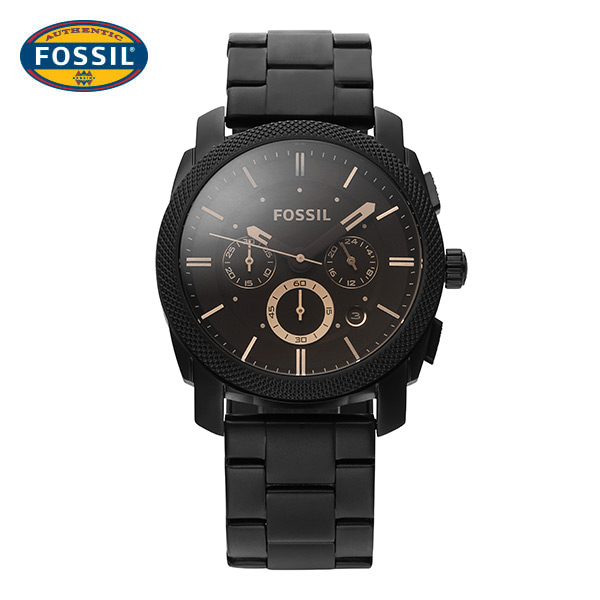 [파슬시계 FOSSIL] FS4682 / Mens Chronograph Machine 42mm 타임메카