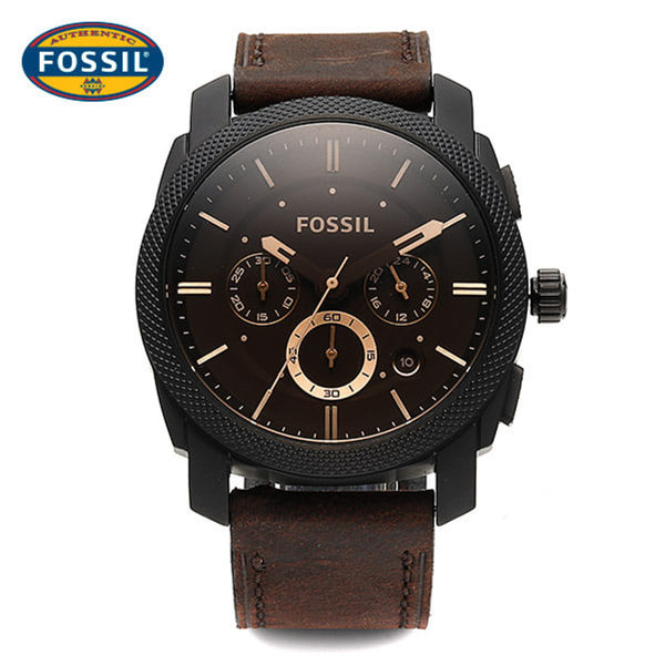[파슬시계 FOSSIL] FS4656 / Mens Machine 42mm 타임메카